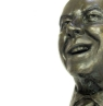 portrait sculpture bust Sir Norman Lloyd Edwards
